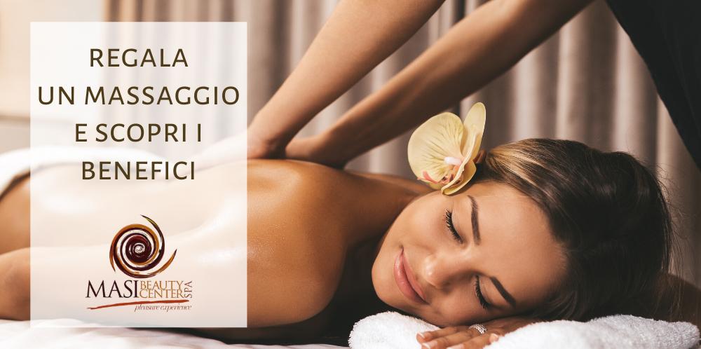 Regala un massaggio e scopri i benefici